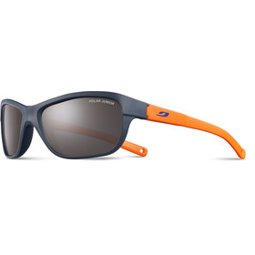 Julbo Junior 6-10Y Player L Polarized 3 Sunglasses Dark Blue/Orange-Gray